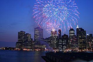 LandColt Trading Fireworks over Wall Street