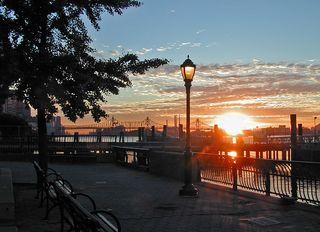LandColt Trading NYC Sunrise