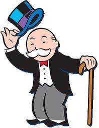 LandColt Trading Monopoly Man