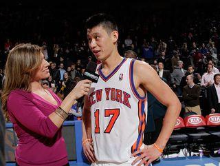 LandColt Trading Jeremy Lin Knicks