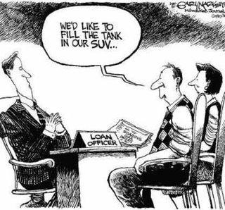 LandColt Trading Gas Cartoon