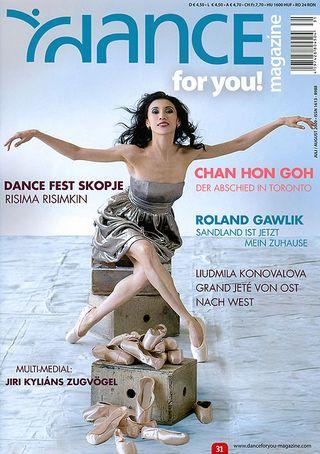 LandColt Trading European Magazine Cover